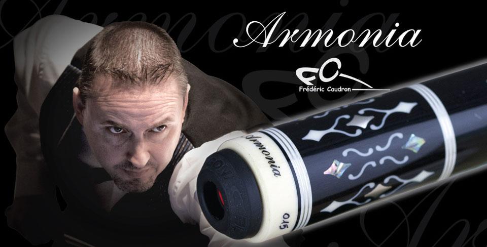 Longoni Armonia by Frederic Caudron