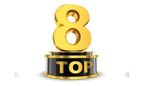 Finalisten Top 8 Assen